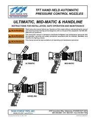 ULTIMATIC, MID-MATIC & HANDLINE - Task Force Tips