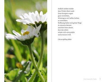 Stefanie Harder(Hg.) - Eine Knospe voller Freude