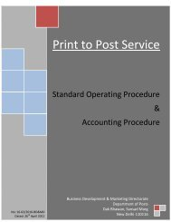 Print to Post Service - India Post