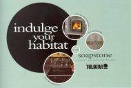 Indulge Your Habitat - Mid-Atlantic Masonry Heat