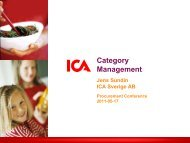 Category Management - IDG