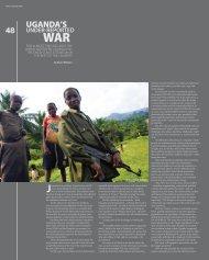 Uganda's under-reported war