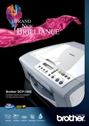 Brother DCP-150C - MaxData