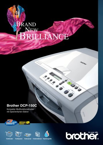 Brother DCP-150C - MaxData