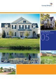 George Wimpey Plc Annual Report and Accounts 2005 - Black Sun Plc