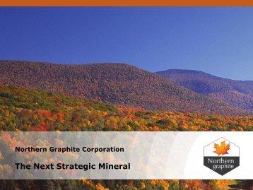 Corporate -Presentation.pdf - Northern Graphite
