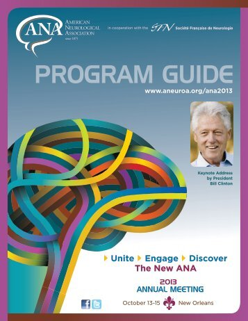 to download the advance program guide - American Neurological ...