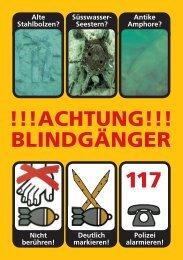 !!!ACHTUNG!!! BLINDGÄNGER
