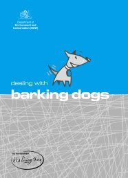 Dealing with barking dogs - Guide to Rural Residential Living