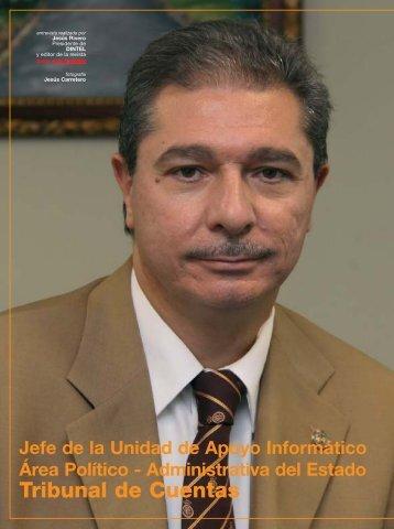 Fernando Martín - Revista DINTEL Alta Dirección