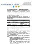 COMMUNIQUÉ DE PRESSE - Vicat - Page 2