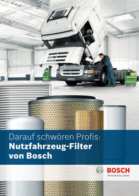 PDF; 2,5 MB - Bosch - Werkstattportal