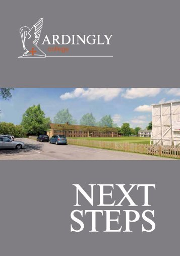 Please click here to view pdf - Ardingly College