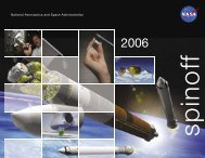 NASA 2006 Spinoff - National Air and Space Museum - Smithsonian ...
