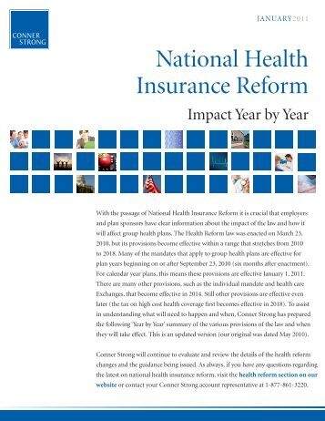 Overview and Summary: Healthcare Reform: Nurses Impact Policy