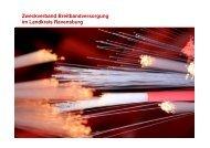 Zweckverband Breitbandversorgung im Landkreis Ravensburg