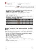 Plausibilisierung und Aggregation der Daten durch die ... - SBBK - Seite 7