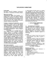 EXPLORAREA HEMOSTAZEI - OvidiusMD