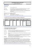 SÄKERHETSDATABLAD Båtsmörja - Claessons trätjära - Page 2