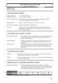 SÄKERHETSDATABLAD Båtsmörja - Claessons trätjära - Page 3