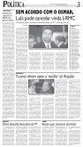 procura por vacinação contra gripe suína gera fila de ... - Bem Paraná - Page 3