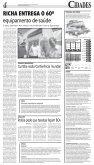 procura por vacinação contra gripe suína gera fila de ... - Bem Paraná - Page 4