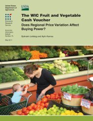The WIC Fruit and Vegetable Cash Voucher - Produce for Better ...
