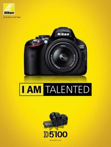 I AM TALENTED - Nikon