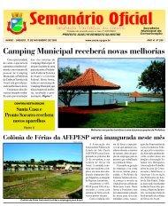 Camping Municipal receberá novas melhorias - Câmara Municipal ...