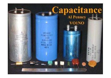 Capacitance - HARC