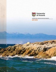 Download - 24 pages (2.8 MB) - University of Victoria