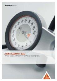 9 HEINE GAMMA G®-Serie - DocCheck Shop