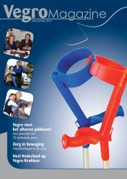 Vegro magazine - SupportBeurs.nl