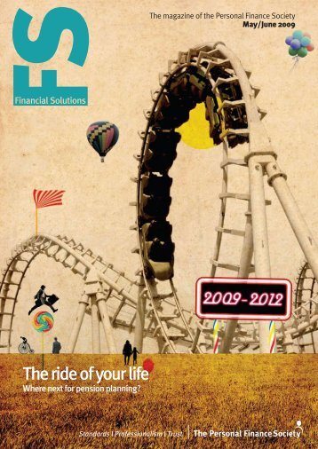 The ride of your life - The Personal Finance Society