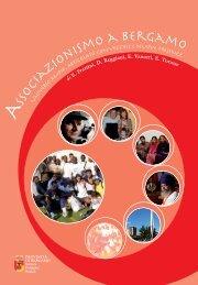 ssociazionismo a bergamo - Rapporto Immigrazione 2006