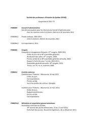 ARCHIVES FÉVRIER 2012 - Société des professeurs d'histoire du ...