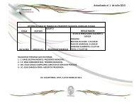 Actualizado al 1 de Julio 2013 - Municipio de Cuauhtemoc