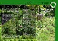 Staudengarten - Arbeitskreis Naturschutz in der SG Tostedt e.V.