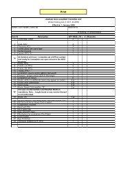 USARAK NCO ACADEMY PACKING LIST Winter Packing List (1 ...