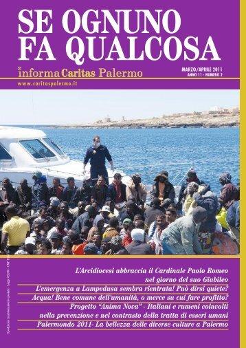 marzo/aprile - Caritas Diocesana di Palermo