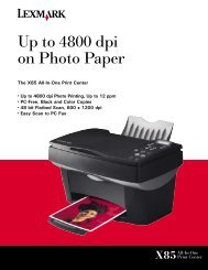 Up to 4800 dpi on Photo Paper - Market Point
