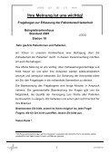Angebotsskizze Patientenbefragung - unsere Leistungen im ... - Seite 5