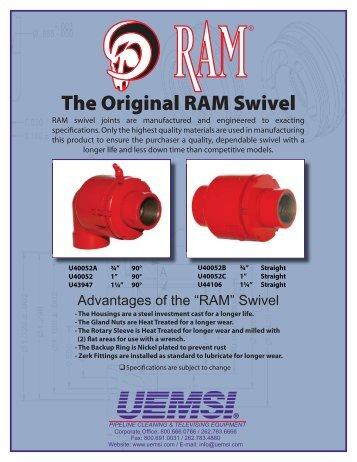 The Original RAM Swivel - UEMSI