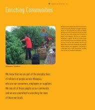 Enriching Communities - Gab