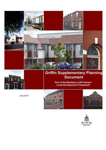 Griffin Supplementary Planning Document - Blackburn with Darwen ...