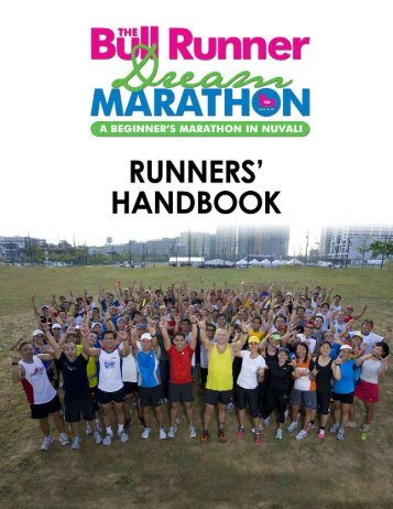 RUNNERS' HANDBOOK - The Bull Runner