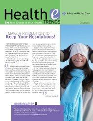 January - Advocate Benefits