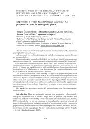Expression of yeast Saccharomyces cerevisiae K2 preprotoxin gene ...