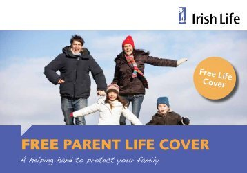 Free Parent Life Cover Terms and Conditions - Irish Life
