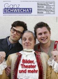 Juni-Ausgabe 2013 - Stadtgemeinde Schwechat